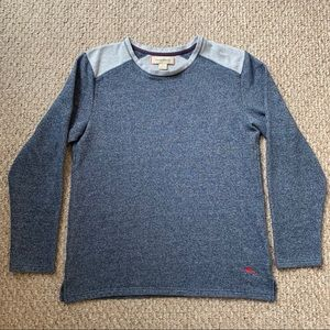 TOMMY BAHAMA Soft Crewneck Pullover Long Sleeve